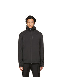 Moncler Black Matt Black Girel Jacket