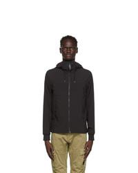 C.P. Company Black Shell R Medium Goggle Jacket