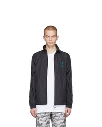 Off-White Black Tracktop Jacket