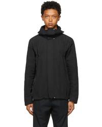 Arnar Mar Jonsson Black Walthem Outerwear Jacket
