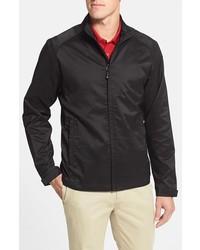 Blakely weathertec wind water resistant full zip jacket medium 244347