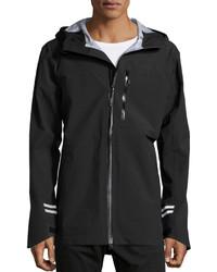 Coastal shell jacket black medium 326756