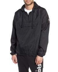 Reebok Half Zip Hooded Pullover