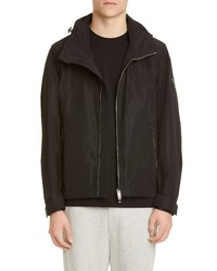 Burberry Hargrave Hooded Jacket