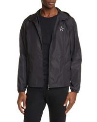 Valentino Hooded Jacket