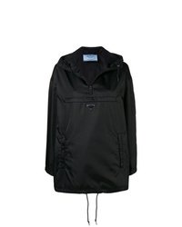Prada Hooded Raincoat