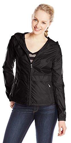 Celebrity Pink Juniors Packable Windbreaker Jacket With Hood ...