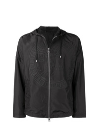 Versace Collection Logo Hooded Jacket