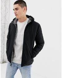 Jack & Jones Originals Reversible Padded Jacket With Camo Reverse