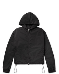 Fear Of God Oversized Nylon Hooded Jacket