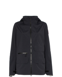 Canada Goose Pacifica Zip Up Raincoat