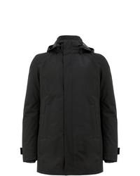 Herno Short Hooded Coat