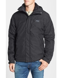 Helly Hansen Squamish 3 In 1 Water Repellent Hooded Jacket