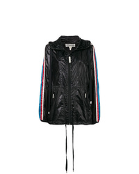 Marc Jacobs Stripe Detail Parka
