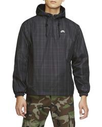 Nike SB Water Repellent Hooded Popover Jacket