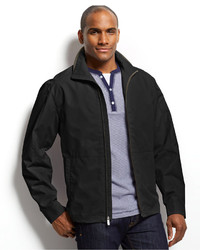 Weatherproof Wind And Water Resistant Stand Collar Jacket