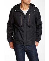 Kenneth Cole Windbreaker Zip Front Jacket