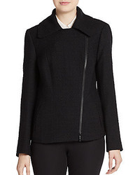 Lafayette 148 New York Rosario Boucl Wool Jacket
