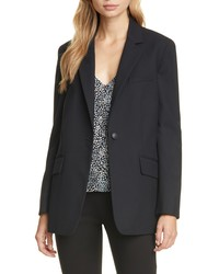 Rag & Bone Ames Wool Blend Twill Blazer