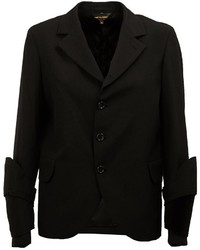 Comme des garons three button blazer medium 733786