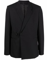 Givenchy Concealed Wool Blazer