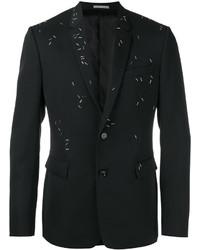 Christian Dior Dior Homme Embellished Blazer