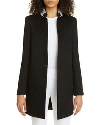 Stella McCartney Double Face Wool Long Blazer