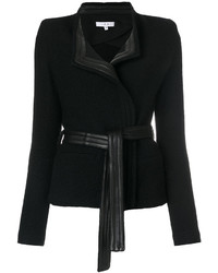 IRO Leather Trim Blazer