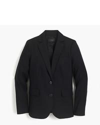 J.Crew Petite Tailored Blazer In Italian Super 120s Wool