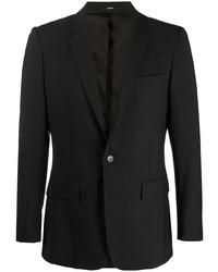 Kenzo Single Breasted Wool Blazer