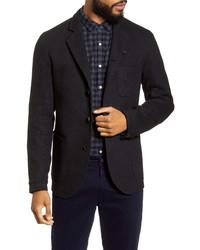 Oliver Spencer Solms Slim Fit Wool Cotton Jacket