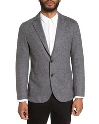 Wool blend blazer medium 4342831
