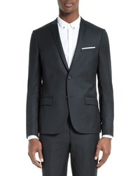 The Kooples Wool Pique Sport Coat