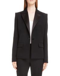 Givenchy Wool Tuxedo Jacket