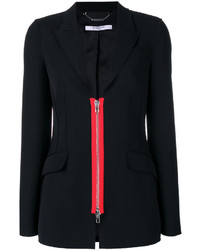 Givenchy Zip Placket Blazer