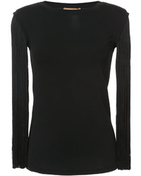 Michael Kors Michl Kors Strings Sleeves Top
