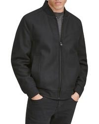 Marc New York Barlow Wool Blend Bomber Jacket