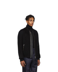 Mackage Black Nicos Bomber Jacket