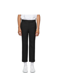Givenchy Black Cropped Trousers