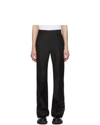DSQUARED2 Black Jazz Flare Trousers