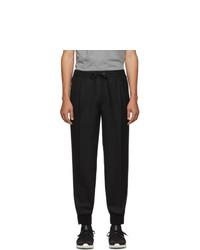 Moncler Black Sportivo Trousers