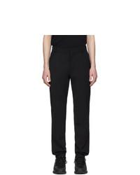 Balmain Black Tailoring Fit Trousers