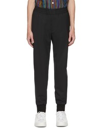 Ps By Paul Smith Black Trousers