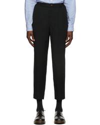 Comme des Garcons Homme Deux Wool Serge Trousers