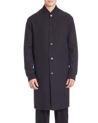 McQ by Alexander McQueen Mcq Alexander Mcqueen Ma1 Virgin Wool Coat