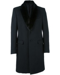 Fendi Mink Fur Lapel Coat
