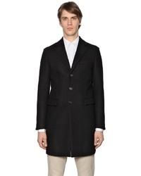DSQUARED2 Tokyo Wool Cashmere Felt Coat