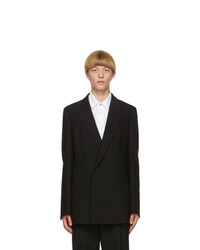 Paul Smith Black Gents Double Breasted Blazer