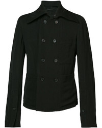 Ann Demeulemeester Double Breasted Jacket