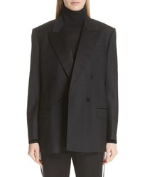 Burberry Thompson Wool Mohair Blazer